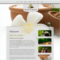 Schönheitssalon 2 (Web-Vorlage) (PC) (Download)