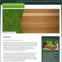 Gärtner 1 (Web-Vorlage) (PC) (Download)