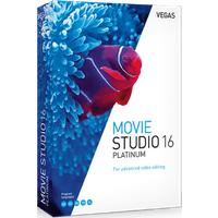 VEGAS Movie Studio 16 Platinum (PC) (Versand-Version)
