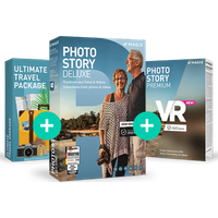 MAGIX Photostory Premium VR 2020 (PC) (Download)
