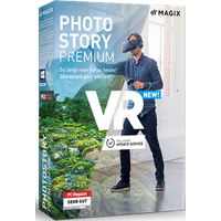 MAGIX Photostory Premium VR (PC) (Download)