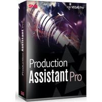 VEGAS Production Assistant Pro (PC) (Download)