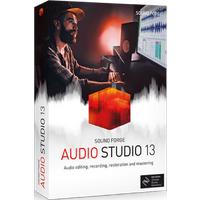 SOUND FORGE Audio Studio 13 (PC) (Versand-Version)