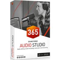 SOUND FORGE Audio Studio 365