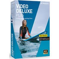 MAGIX Video deluxe Plus 2020 (PC) (Versand-Version)
