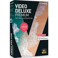 MAGIX Video deluxe Premium 2020 (PC) (Download)