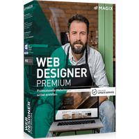 MAGIX Web Designer Premium (PC) (Versand-Version)