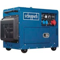 Stromgenerator SG5200D scheppach
