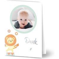 Danksagungskarten Taufe, Dankeskarten Taufe, seidenmattes feinstpapier, standard umschläge, silberfolie gestalten, 3, A6, klappkarte, Optimalprint