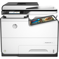 HP PageWide Pro 577dw Multifunction Printer|color graphics, IR touchscreen Display|D3Q21A#B1H