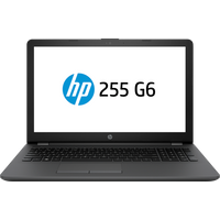 HP 255 G6 A6 15.6 inch SVA HDD Black