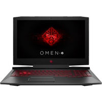 HP OMEN 15-ce199nr i7 15.6 inch IPS HDD Black