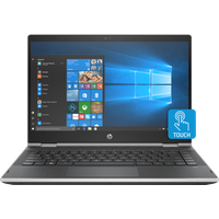 HP Pavilion x360 14 i5 14 inch SVA HDD Convertible Silver