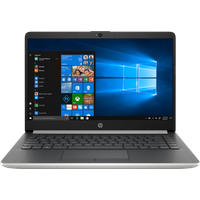 HP Notebook - 14 i3 14 inch IPS SSD Silver