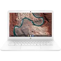 HP Chromebook - 14-db0030nr AMD 14 inch SVA eMMC White