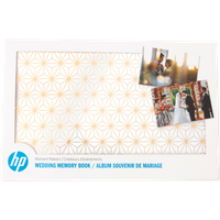 HP Moment Makers Wedding Memory Book, 7JB58A
