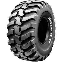 Dunlop SP T9 ( 335/80 R18 145A2 TL podwójnie oznaczone 134B )