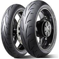 Dunlop Sportmax Sportsmart ( 190/55 ZR17 TL (75W) M/C, Rueda trasera )