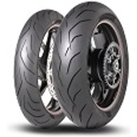 Dunlop Sportsmart MK3 ( 180/55 ZR17 TL (73W) Rueda trasera, M/C )