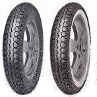 Mitas B14 ( 3.50-10 RF TT 59J Rear wheel, Front wheel )