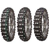 Mitas EF-07 ( 110/80-18 TT 58M Rear wheel, M/C, Compound Super, Racing tyres (mixture) Super, gelb )