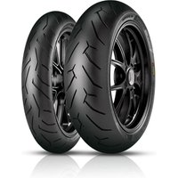 Pirelli Diablo Rosso II ( 140/70 R17 TL 66H Rueda trasera, M/C )