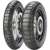Pirelli Scorpion Rally STR ( 150/60 R17 TL 66H Rueda trasera, marcaje M+S, M/C )