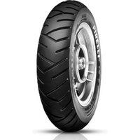 Pirelli SL26 ( 130/70-12 TL 56L Rueda trasera, Rueda delantera )