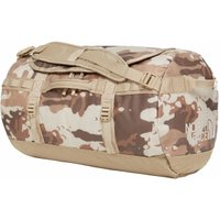 The North Face Base Camp Duffel S moab khaki woodchip camo Weekendtas
