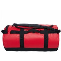The North Face reistas Base Camp Duffel M tnf red-tnf black