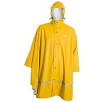 OWNEY Regenponcho Raincape gelb, Gr. L