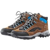 OWNEY Outdoor Schuhe Ranger High braun-blau, Gr. 43