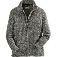 OWNEY Damen Fleecejacke Solo grau, Gr. L