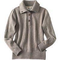 Fjällräven Damen Pullover Greenland Re-Wool Sweater W braun, Gr. L