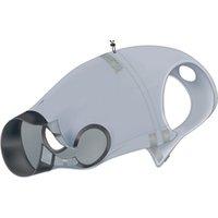 Hunde OP-Body grau, Rückenlänge: ca. 50 cm