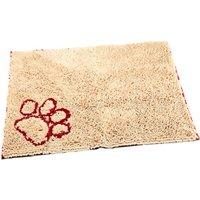 Hundematte Smart-Sponge-Dog beige, Maße: ca. 66 x 90 cm