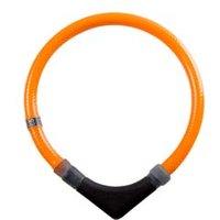 alsa-brand Sicherheitsband für Hunde Brightness orange, Halsumfang: ca. 65 cm