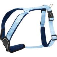 Hundegeschirr Professional Comfort hellblau, Breite: ca. 15 mm, Bauchumfang: ca. 27 – 32 cm