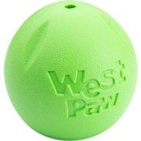 West Paw Hundeball Rando grün, Durchmesser:  ca. 6,5 cm