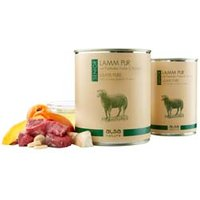 alsa-nature SENIOR Lamm pur mit Pastinake, Kürbis & Aprikose Nassfutter, Anzahl: 6 x 800 g, 800 g, Hundefutter nass