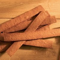 alsa-nature Ofenfrische Rind Kauknochen, 3 x 250 g, Hundefutter