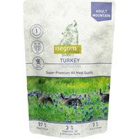 isegrim® Roots MOUNTAIN Truthahn pur, 14 x 410 g, Hundefutter