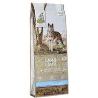 isegrim® STEPPE Lamm mit Beeren & Wildkräutern Trockenfutter, 12 kg, Hundefutter trocken