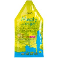 alsa-nature Meaty to go Energy-BOOSTER, 18 x 85 g, Hundefutter