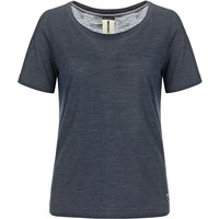 SUPER.NATURAL T-Shirt »W ESSENTIAL SCOOP TEE«