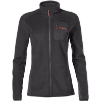 Funktionale Damen Fleecejacke Rab Alpha Flash Jacke*