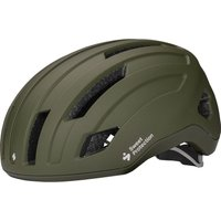 /Helme: Sweet Protection  Outrider Fahrradhelm (Oliv)