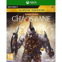 Xbox Series X Warhammer Chaosbane Slayer Edition ENG/FR