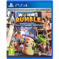 PS4 Worms Rumble ENG/FR