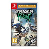 Nintendo Switch Trials Rising Gold Edition ENG/FR